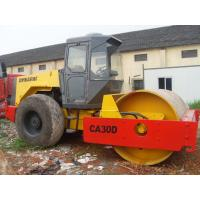 Quality Used Dynapac CA30D for sale