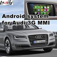 Buy cheap Audi A8 Multimedia Video Interface LVDS RGB Video port with joy stick from Wholesalers