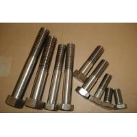 Wholesale duplex stainless 1.4507 fastener bolt nut washer gasket screw from china suppliers