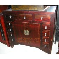 Wholesale Antique Drawer Buddha Cabinet, silk embroidery, cushion, handbags, Asian antiques, Chinese furniture from china suppliers