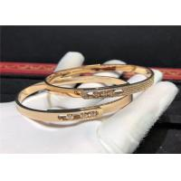 Wholesale Magnificent Messika Jewelry , 18K Rose Gold Messika Move Bracelet from china suppliers