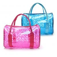 Wholesale Fashion Design PVC Cosmetic Bag 0.3mm Thickness For Waterproof Storaging from china suppliers