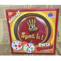 China Wholesale Spot It, Family Card Game, Develops Focus, Visual Perception Skills, Educational on sale