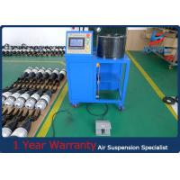 Wholesale Usual Hydraulic Hose Crimping Machine 4kw Power 30Mpa System Pressure from china suppliers