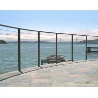 Wholesale Stainless Steel Wire Deck Rails, Metal Railing Fence from china suppliers