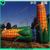 Wholesale Vegetable Promotion Inflatable Model Inflatable Corn Replica/Inflatable character from china suppliers