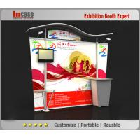 Buy cheap Indoor Advertisement Modular Display Stands Strong Bumping - Proof from wholesalers