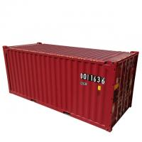 Wholesale DNV Certificate 39.90CBM 20ft ISO Tank Container Red Color Corten - A Material from china suppliers