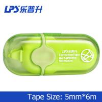 Wholesale Novetly Green Small Correction Tape Refill 4.2M Portable No Smell T-W90099 from china suppliers