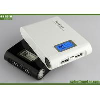 Wholesale External 18650 Power Bank Mobile , Smart Phone Portable Power Bank Rechargeable Battery from china suppliers