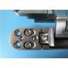 Low Noise Adjustable Concealed Hinges Die Casting SS304 Concealed Installation for sale
