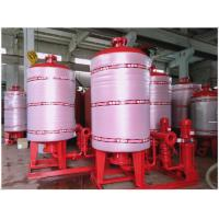 Quality Stainless Steel 304 / 316 Diaphragm Water System Pressure Tank With Polishing for sale