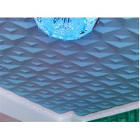 Wholesale Ceiling 3D Wall Art PVC Wall Panels Embossed Wall Decals Modern 3D Wall Background for Sofa from china suppliers