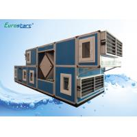 China Plate Type Steel Commercial Air Handling Unit Heat Recovery Air Handling Units on sale