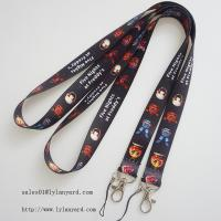 "Wholesale Wholesale Neck Heat Transfer Lanyards with 5/8"" for Company Events from china suppliers"