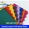 Outdoor PP Sports Flooring,Floating PP Sport floor, Sport Floor China for sale