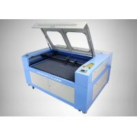 Wholesale Double Heads CO2 Laser Engraving Cutting Machine for Leather / Wood / Paper / Glass / Acrylic from china suppliers