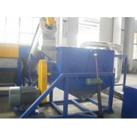 Siemens Control PE PP Film Washing Line Extrusion Forced Dewatering for sale