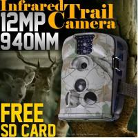 Wholesale 2MP Low-Glow flash Digital Hunting Cameras with Camo Ltl-5210A 850NM from china suppliers