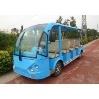 China Convenient Electric Tourist Car Electric Person Mover Computer intelligent control charger on sale