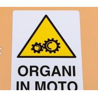 Wholesale Silk Screen Warning Street Sign Decorative Construction Safety Sign from china suppliers