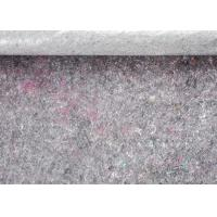 Wholesale Dark Grey 5mm Felt 240gsm Recycled Felt Fabric Backing With PE Film For Decorating from china suppliers