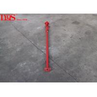 Wholesale Powder Coating Adjustable Shoring Posts Formwork Push Pull Props Red Color from china suppliers
