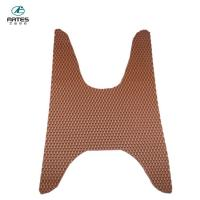 Wholesale Eco - Friendly Universal Custom Floor Mats Non Slip Waterproof For Motorcycle from china suppliers