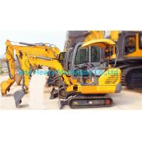 Wholesale XE15 Hydraulic Crawler Excavator 0.044m³ for Construction in Yellow from china suppliers