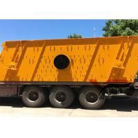 China 380V Double Deck Vibrating Screen Equipment Vibratory Screen Separator Type on sale