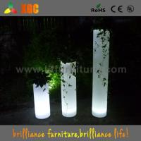 Wholesale decoration led illuminated flower pot/led vase lighted For PARTY PACKAGE DESCRIPTION from china suppliers