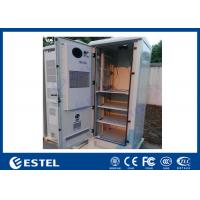 Wholesale DC Air Conditioner Outdoor Equipment Cabinet One Front Door With Three Layer Battery from china suppliers