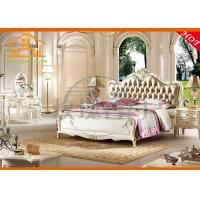 Wholesale french style antique National white bedroom furniture sets for adults from china suppliers