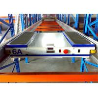 Wholesale Anti Rust Adjustable Durable Shuttle Pallet Racking With Pallet Runner from china suppliers