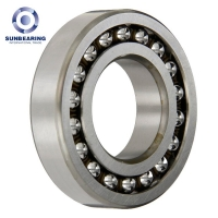 Buy cheap 1208 Self-Aligning Ball Bearing Stainless Steel SUNBEARING from wholesalers
