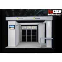 Buy cheap Light weight and druable  Aluminium  Materials 10x20 Trade Show Booth from wholesalers