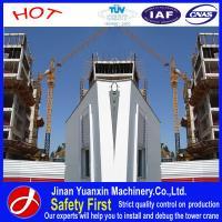 Wholesale Yuanxin low price 45m Lifting height YX5613 tower crane for sale from china suppliers