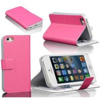 Wholesale Leather Cell Phone Case for iPhone 5 from china suppliers