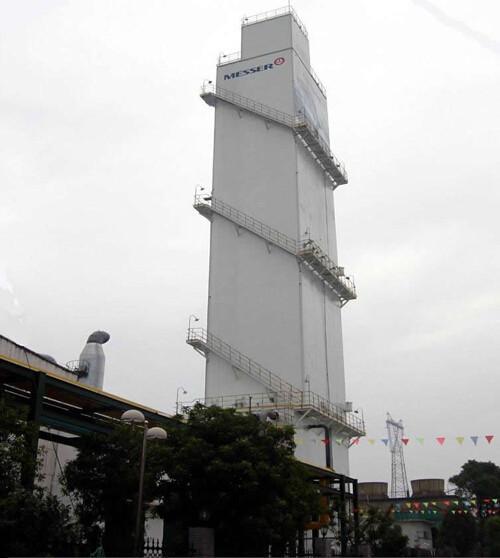 Quality SO2 / H2S / C2H2 Air Separation Plant liquid Oxygen Plant 720Y-1500 for sale