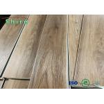 China 100% No Radiation Rigid Vinyl Plank Flooring 0.3 / 0.5mm Wear Layer for sale