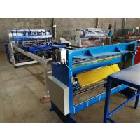 Buy cheap Width of Mesh 1500mm Wire Mesh Welding Machine For Mesh Size 50x50mm from wholesalers