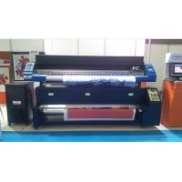 China Large Format DX5 Dye Sublimation Direct Fabric Printers With Sublimation inks for sale