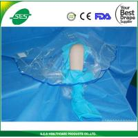 Buy cheap Disposable Surgical Knee Arthroscopu Drape Pack , Arthroscopy Pack from Wholesalers