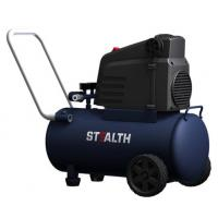 China 1080W 8 Gallon Oil Free Air Compressor Horizontal Tank With Removable Handle on sale