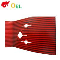 Wholesale Water Heater Boiler Membrane Wall Tube Boiler Parts Non Pollution from china suppliers