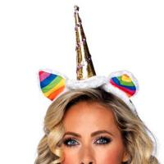 China Fashion Plush Sequin Bunny Rabbit Ear Headband Hair Band Head Band for sale