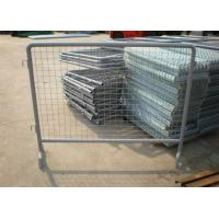 Wholesale Hot Dipped Galvanized Temporary Construction Fence For Sports / Concerts from china suppliers