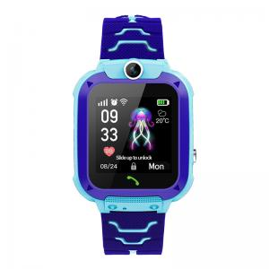 """Wholesale SOS One Key Calling 400mAh 1.44"""" Kids Touch Screen Smartwatch from china suppliers"""