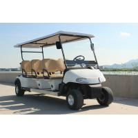 China Low Price Club Car 6 Passenger Electric Golf Cart For Golf Course Transportation on sale
