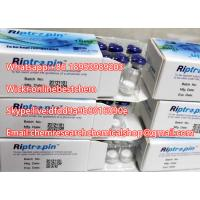 China factory price Riptropin HGH Human Growth Hormone Strong Effect Riptropin HGH Wickr:onlinebestchem on sale